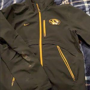 Mizzou Nike Jacket